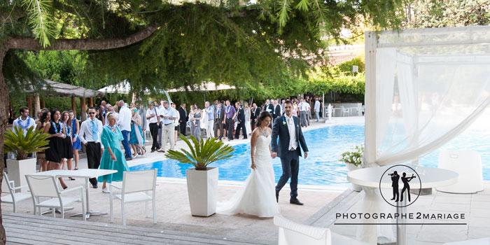 mariage Set Club Aix en Provence