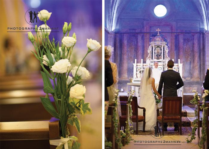 mariage-notre Dame de l'Assomption Puyricard