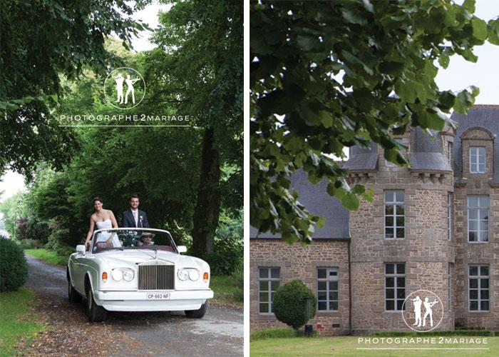 mariage Bois Guy Chateau