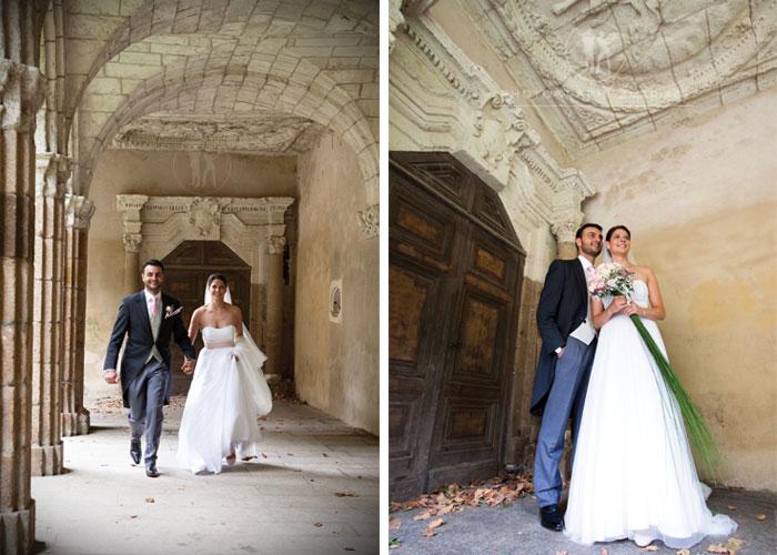 mariage L'église Notre-Dame en Saint-Melaine Rennes