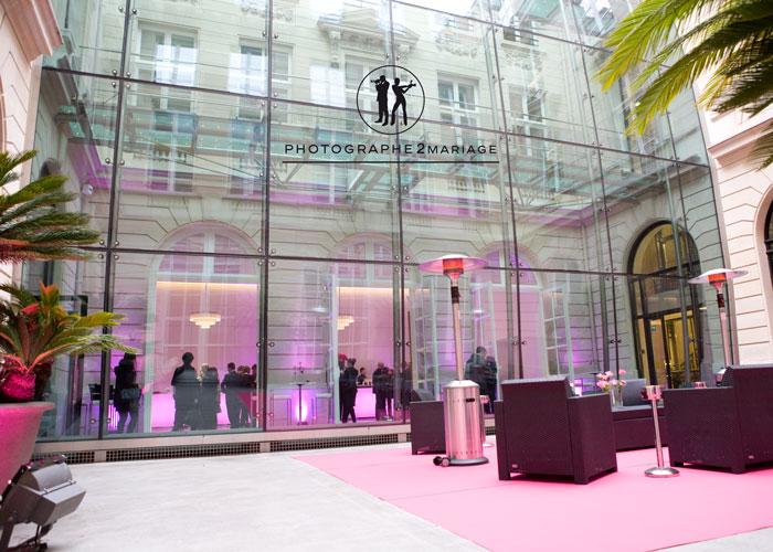 réception Galerie Philippe Clément Paris