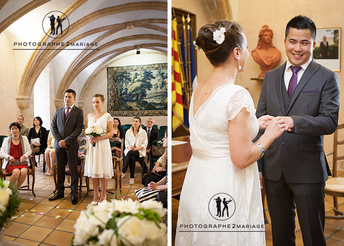 mairie mariage Aix en Provence