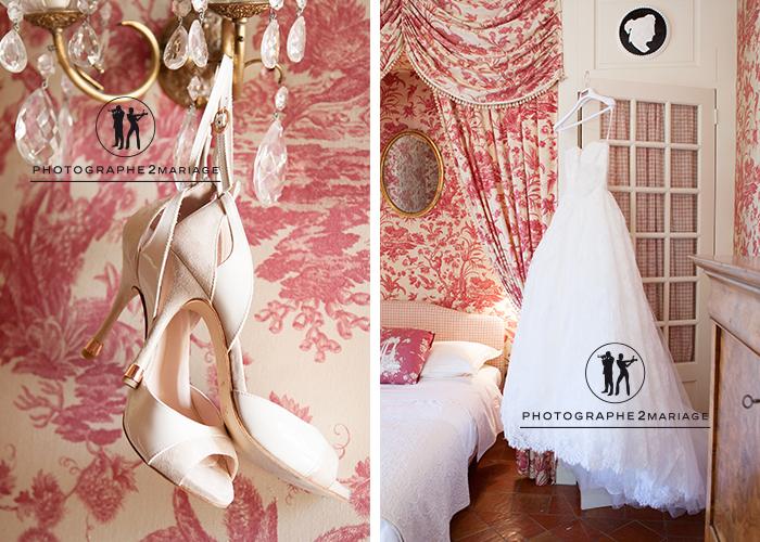 Bastide de Puget mariage meyreuil preparatif
