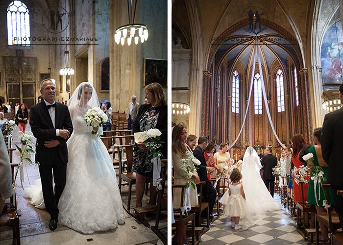 mariage cathédrale saint sauveur Aix