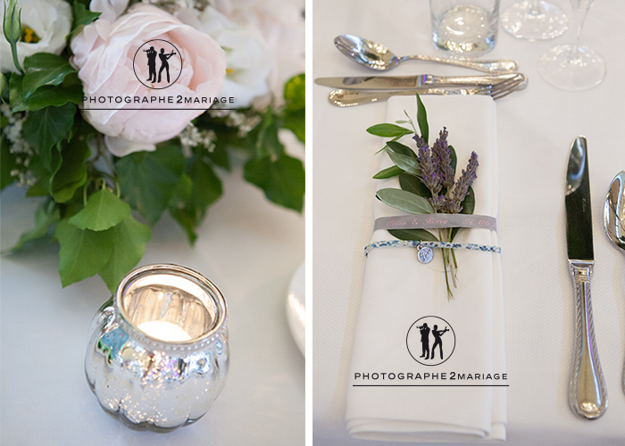 decoration table mariage