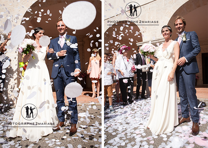 mariage eglise saint ferreol lorgues