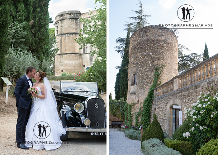 Chateau de Lourmarin mariage