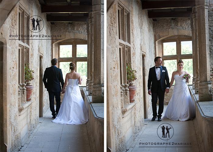 mariage Lourmarin