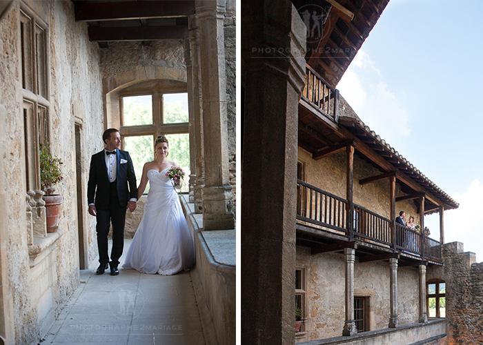 mariage chateau lourmarin luberon