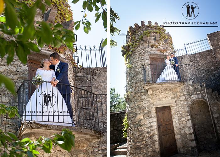 mariage Château de Ventavon