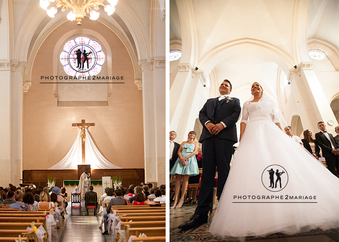 mariage Eglise de Laragne