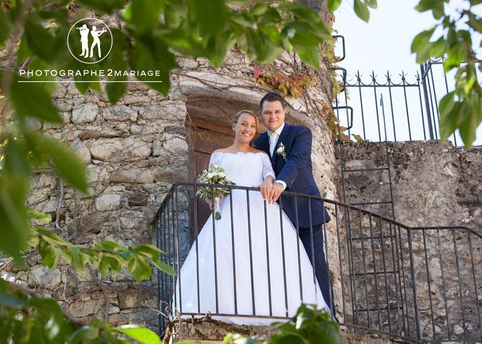 photo mariage Château de Ventavon