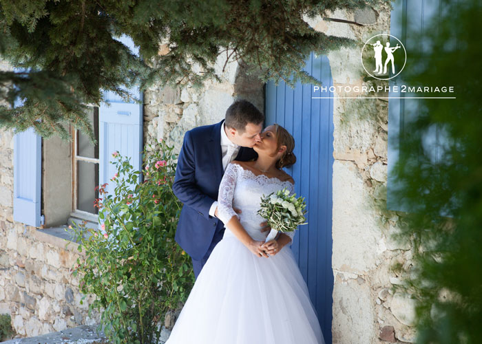 photos mariage Château de Ventavon