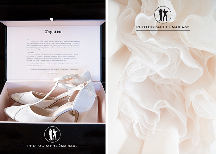 chaussure repetto mariage