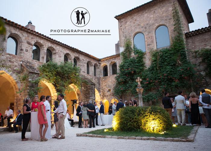 mariage chateau sainte roseline