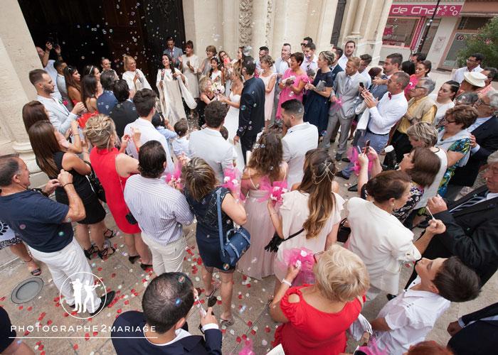 mariage draguignan