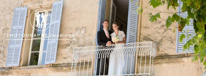 Mariage Chateau de Robernier – Pauline & Cédric