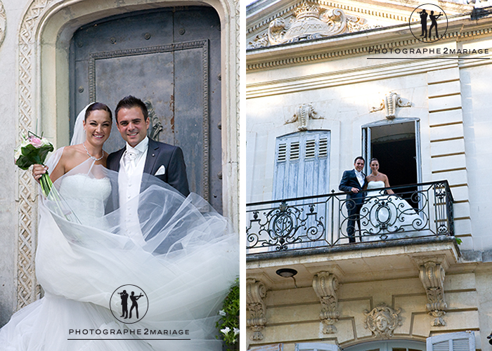 mariage chateau Valmousse provence